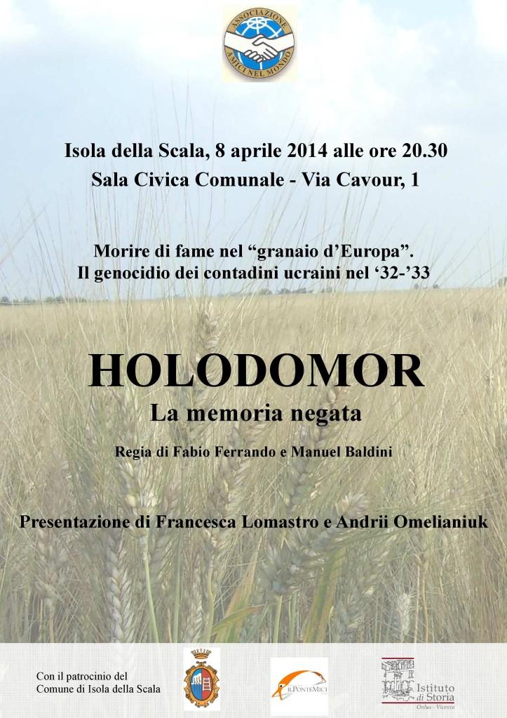 Holodomor-8 aprile 2014